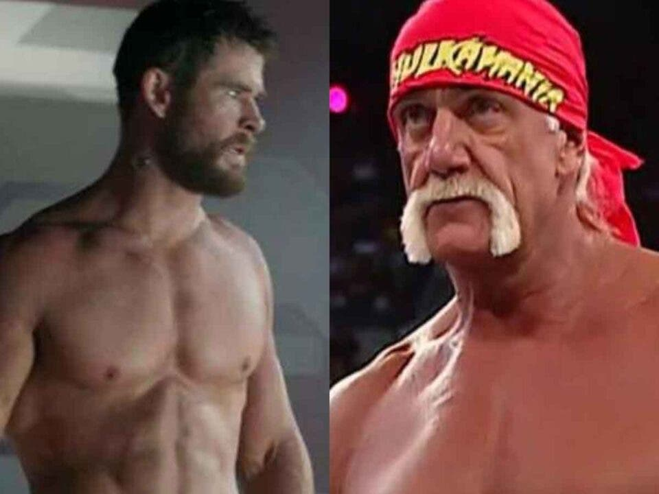 Hulk Hogan está orgulloso de que Chris Hemsworth lo interprete