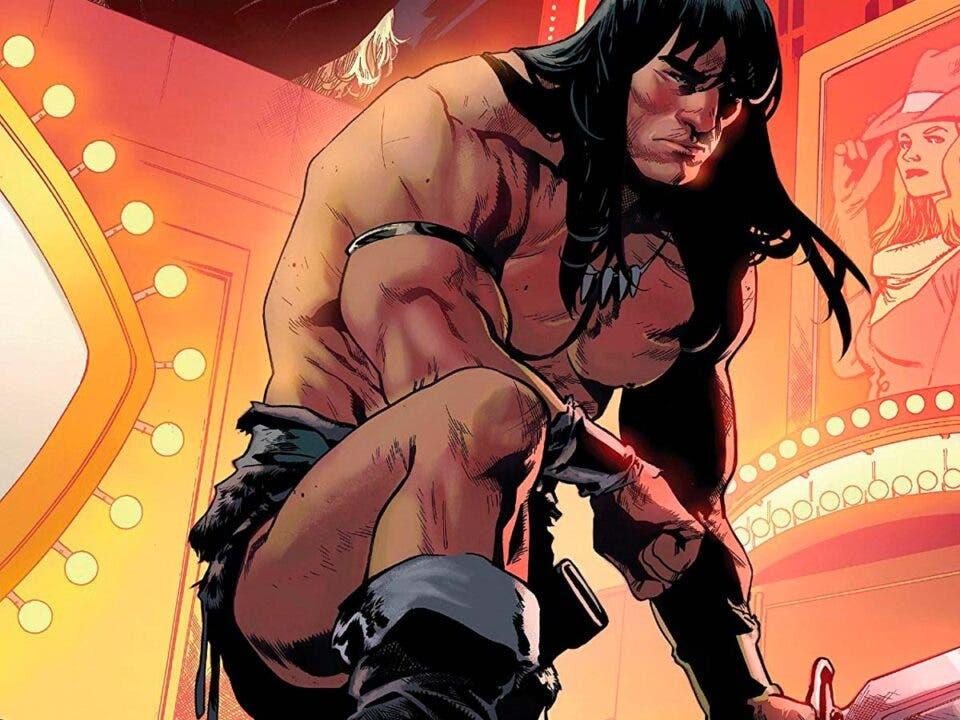 Conan: La Batalla por la Corona Serpiente 1