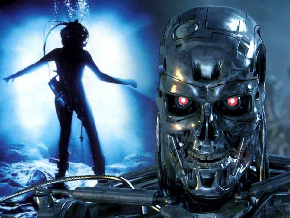 Terminator y Abyss de James Cameron están conectadas