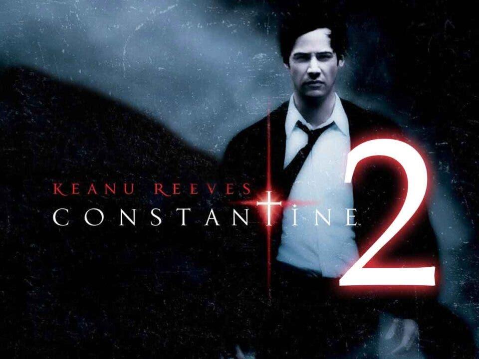 Keanu Reeves protagonizará Constantine 2