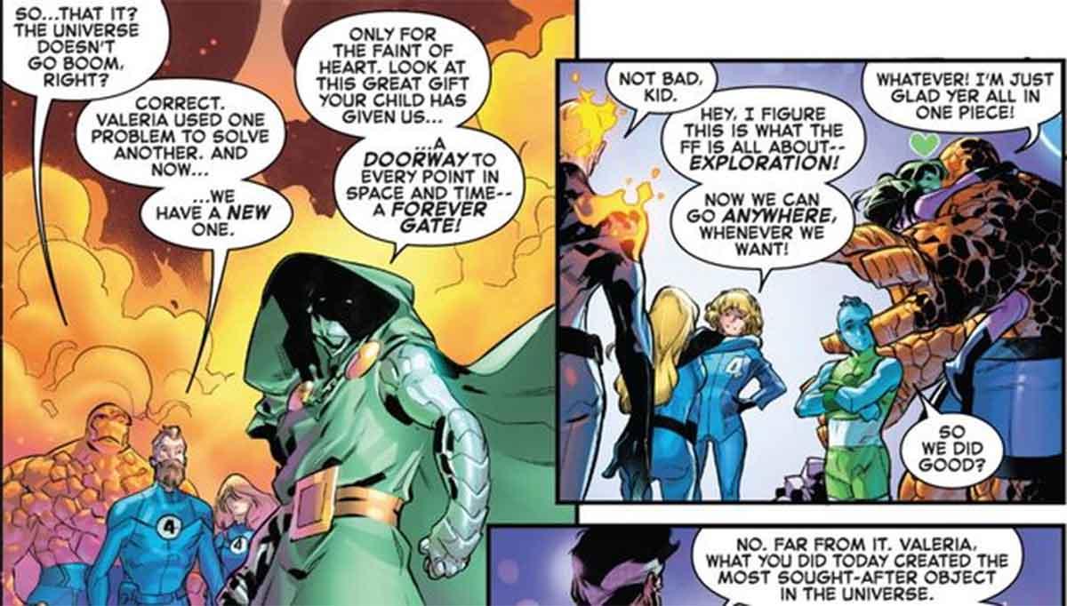 Una adolescente crea el mayor invento del Universo Marvel