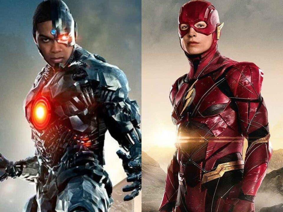 Cyborg y Flash tendrán poderes diferentes en la Liga de la Justicia de Zack Snyder