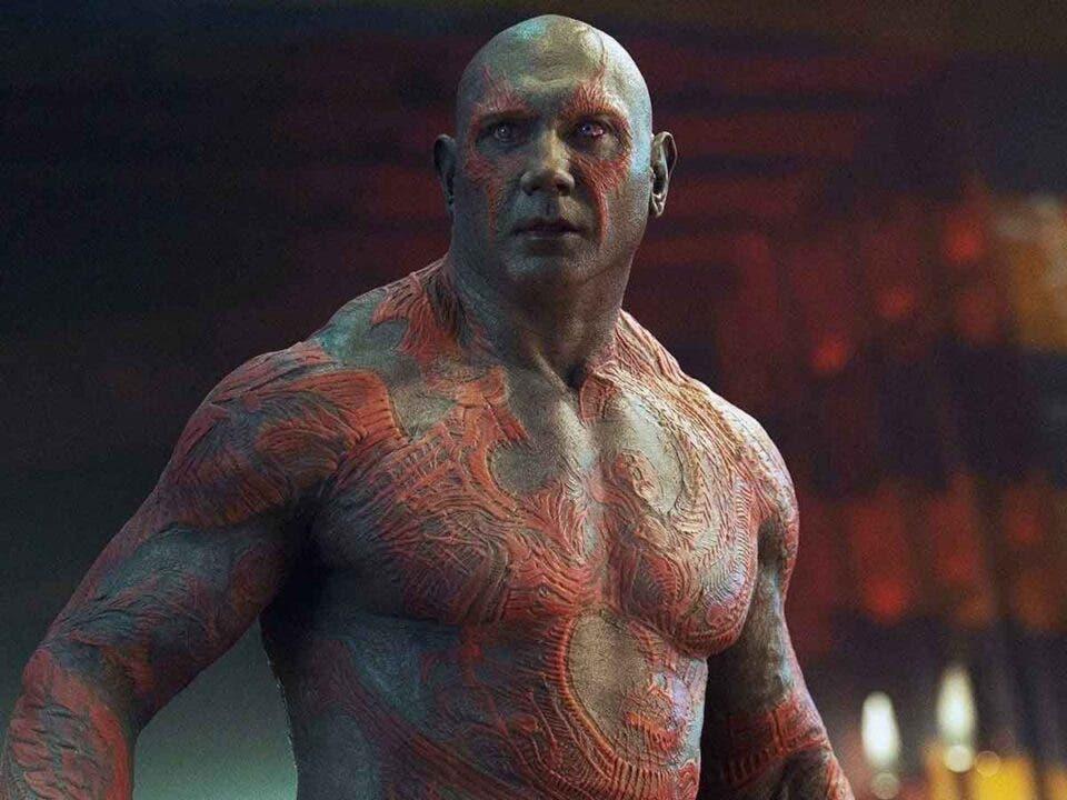 Dave Bautista protagonizará una gran aventura de ciencia ficción