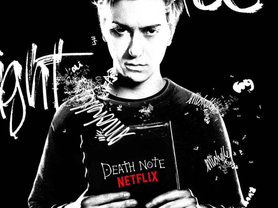 Motivo por el que Death Note de Netflix era tan diferente al manga