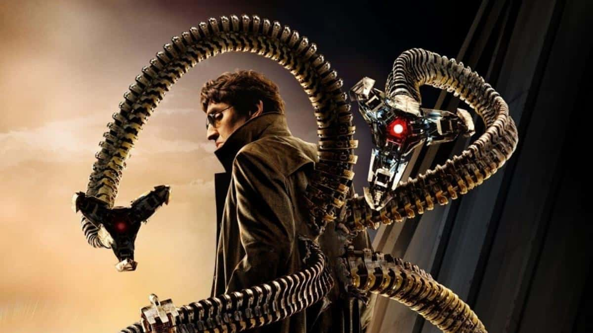Spider-man 3 could be preparing the return of Alfred Molina as Doctor Octopus
