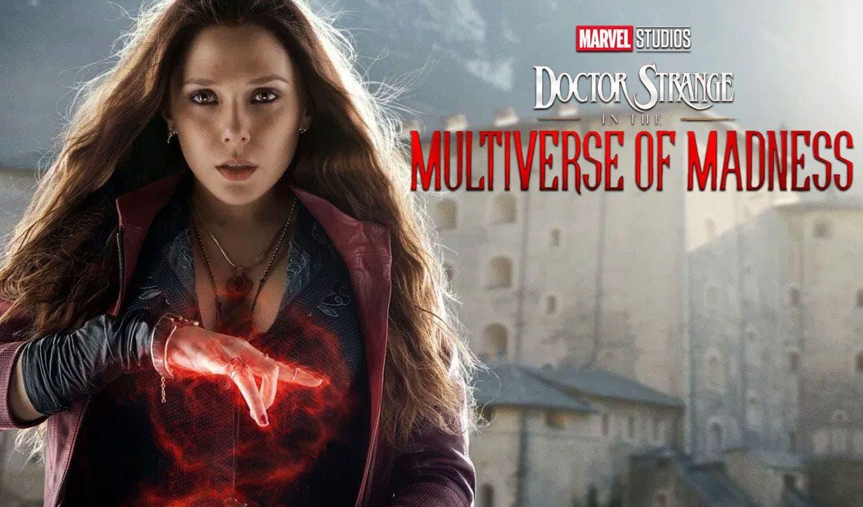 Motivo de la ausencia de Doctor Strange en WandaVision
