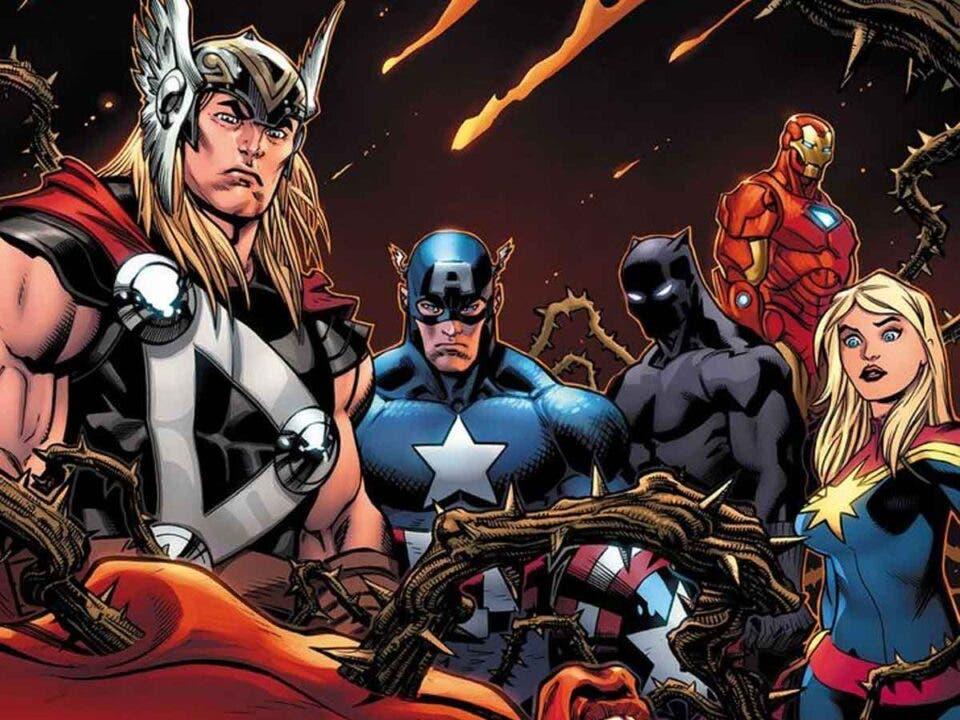 Los Vengadores revelan el próximo gran evento de Marvel de 2021