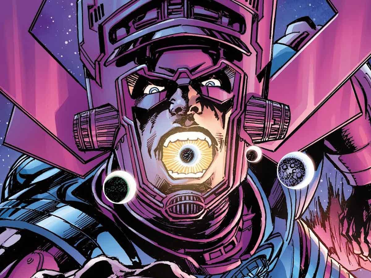 Marvel cambia a Galactus para siempre