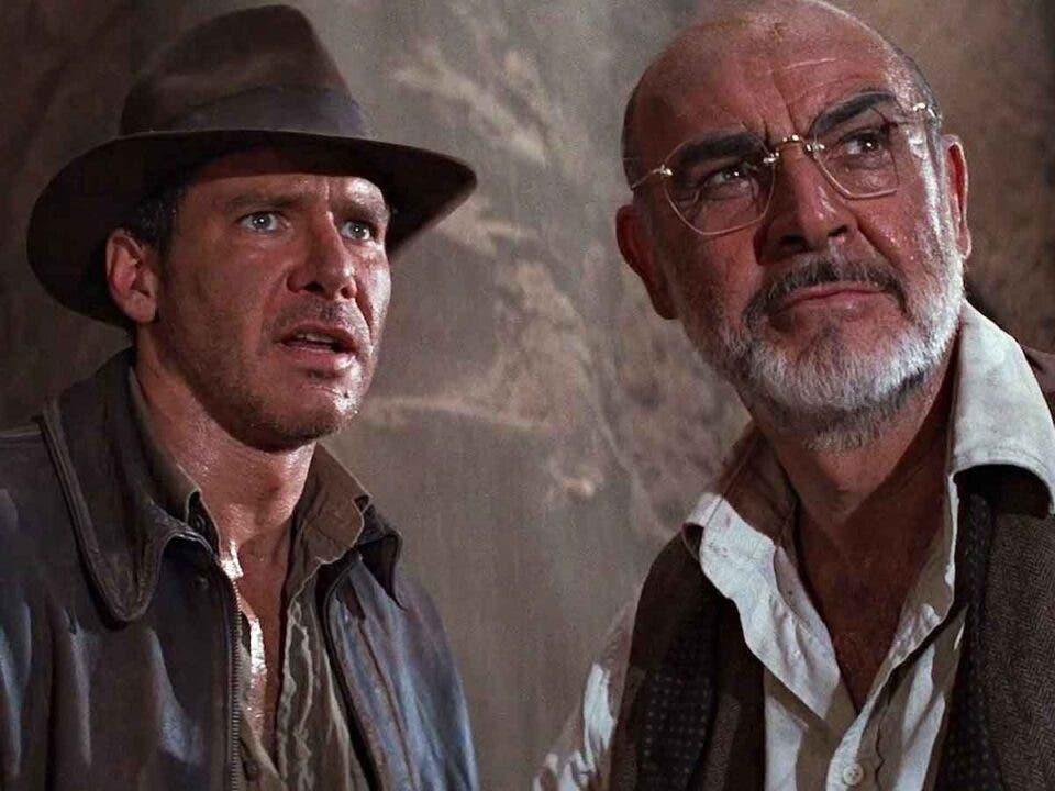 Harrison Ford comparte un divertido recuerdo de Sean Connery