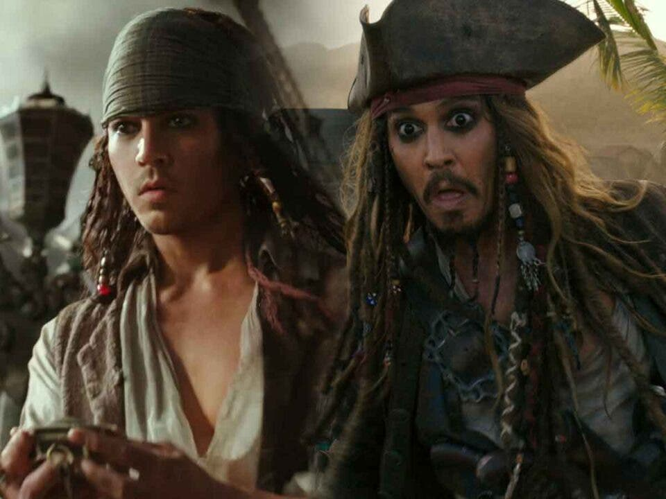 Piratas del Caribe podría presentar al hijo de Jack Sparrow