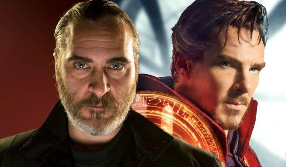 ¿Joaquin Phoenix interpretará a un Doctor Strange de otro universo?