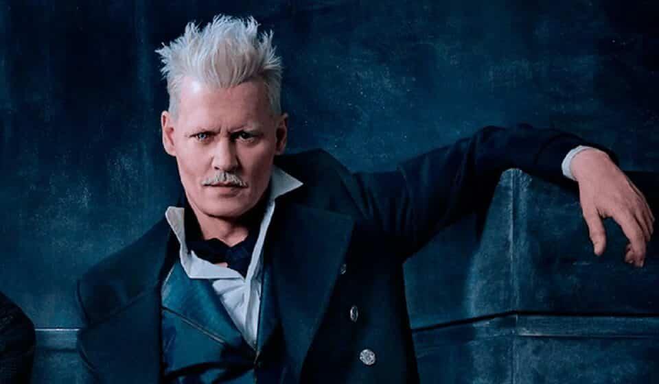 Johnny Depp cobrará igualmente su sueldo por Animales fantásticos 3