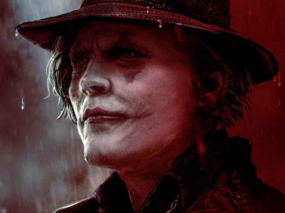 Johnny Depp quiere interpretar al Joker