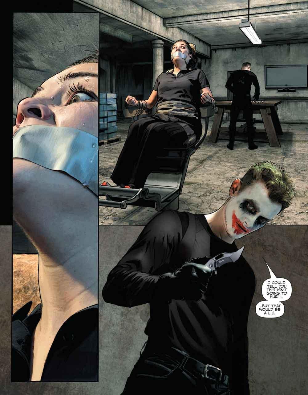 joker harley cordura criminal