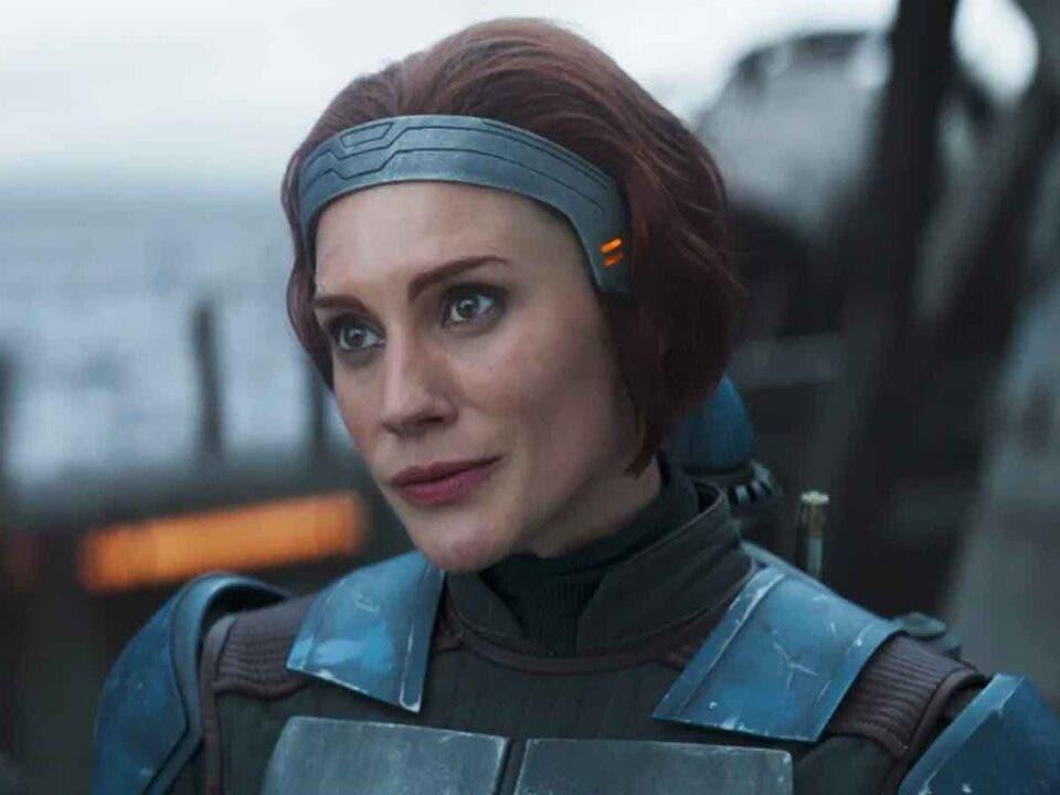 Katee Sackhoff podría tener su propia película de Star Wars como Bo-katan