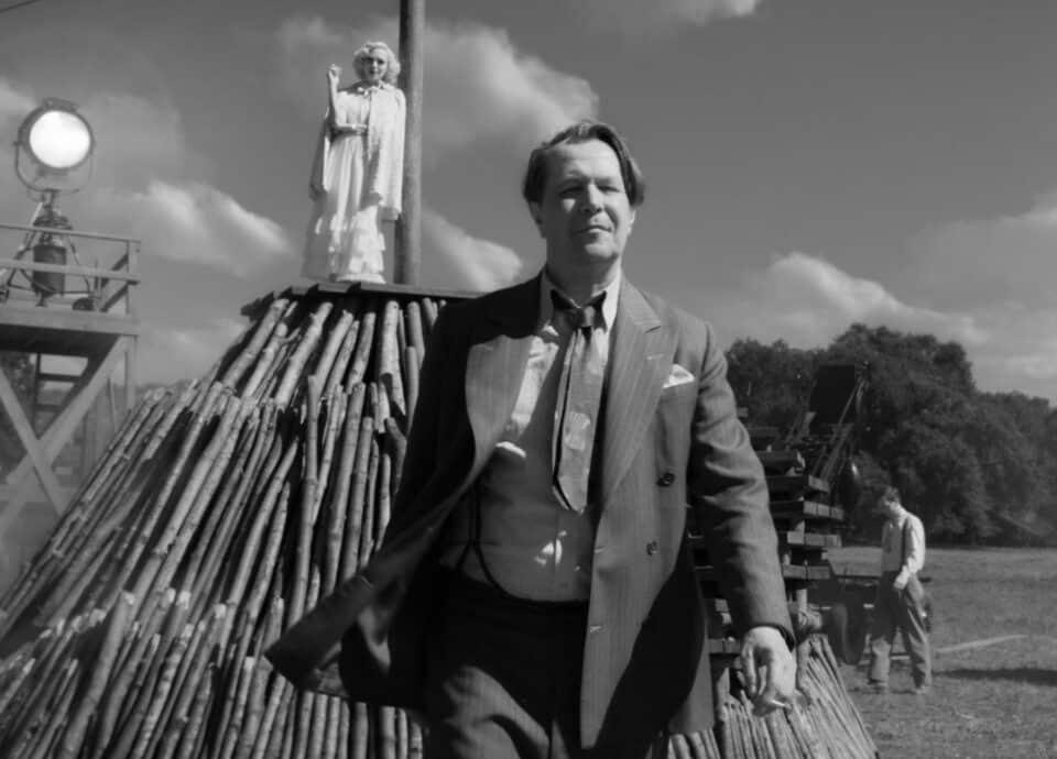 Mank: David Fincher revela que iba estar protagonizada por Kevin Spacey