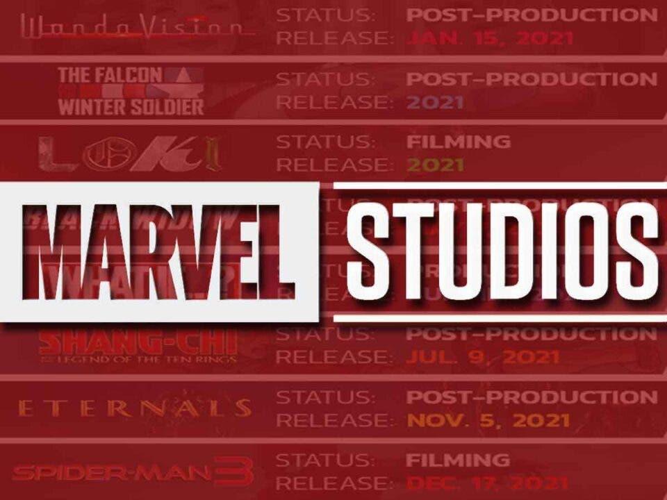2021 tendrá hasta 8 películas y series de Marvel Studios