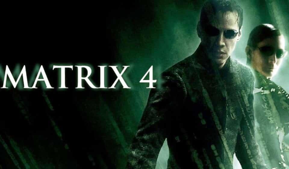 El equipo de Matrix 4 realizó una fiesta clandestina