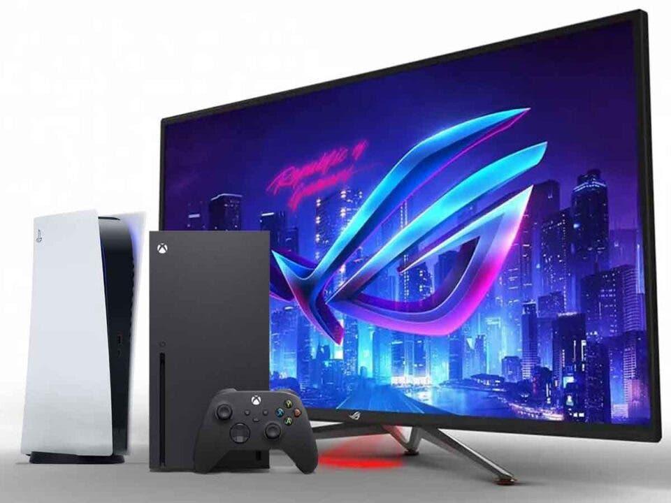 Las nuevas consolas PS5 y Xbox Series X necesitan monitores a su nivel