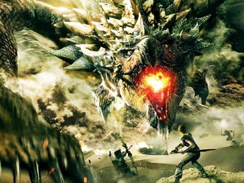 Ya están preparando la película Monster Hunter 2