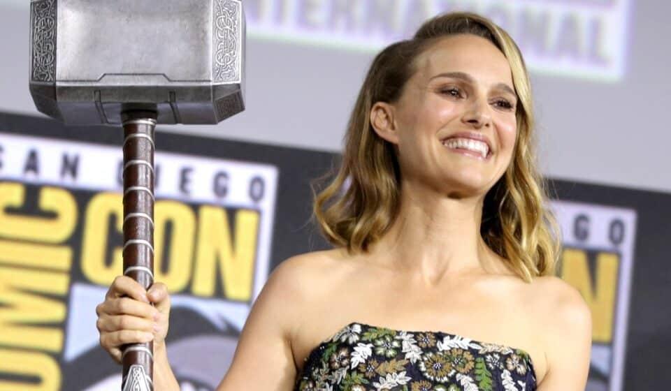 Natalie Portman dice que es importante que haya superheroínas en el cine