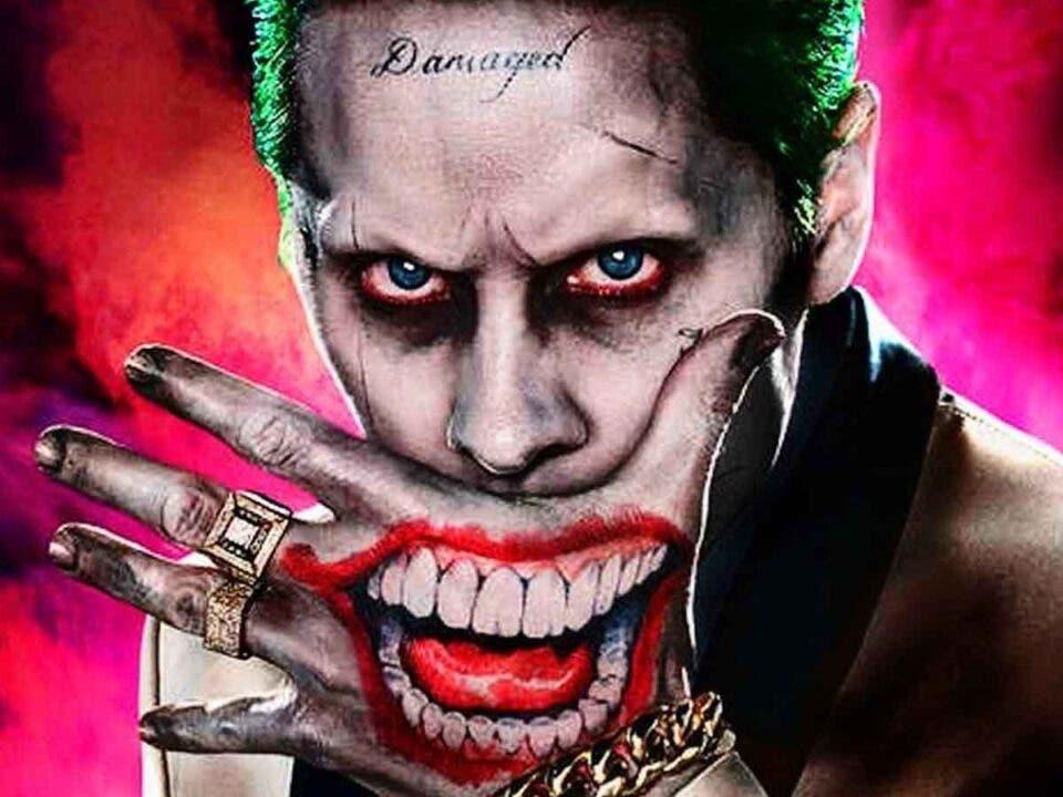 El nuevo aspecto del Joker de Jared Leto será espectacular