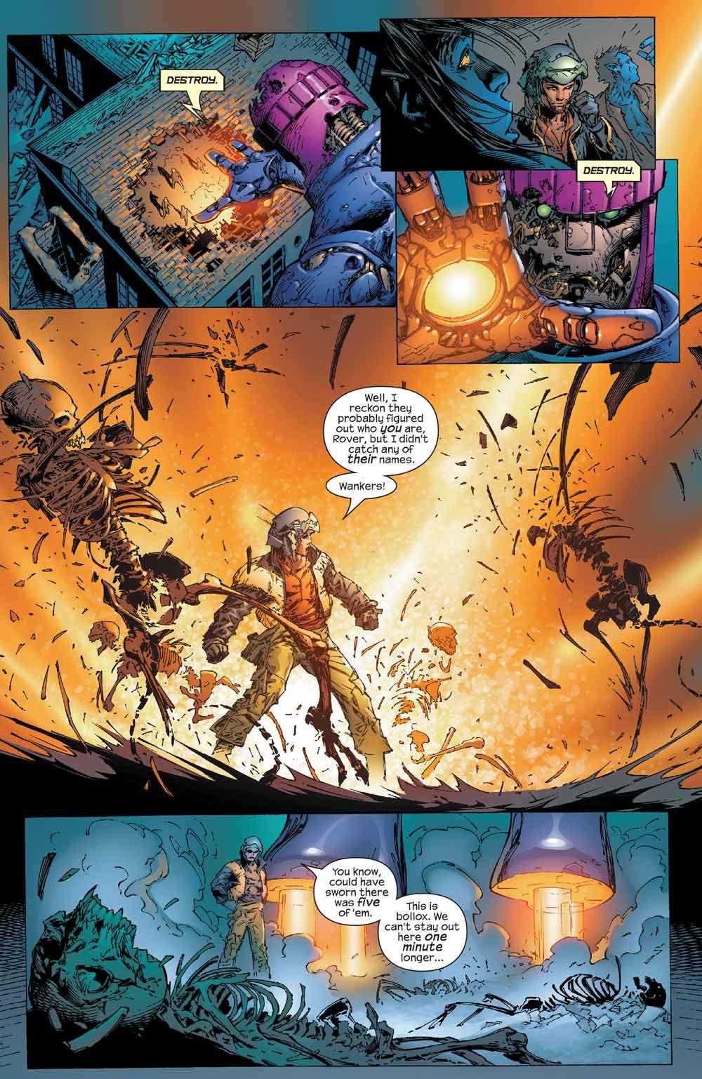 página New X Men Nº 151