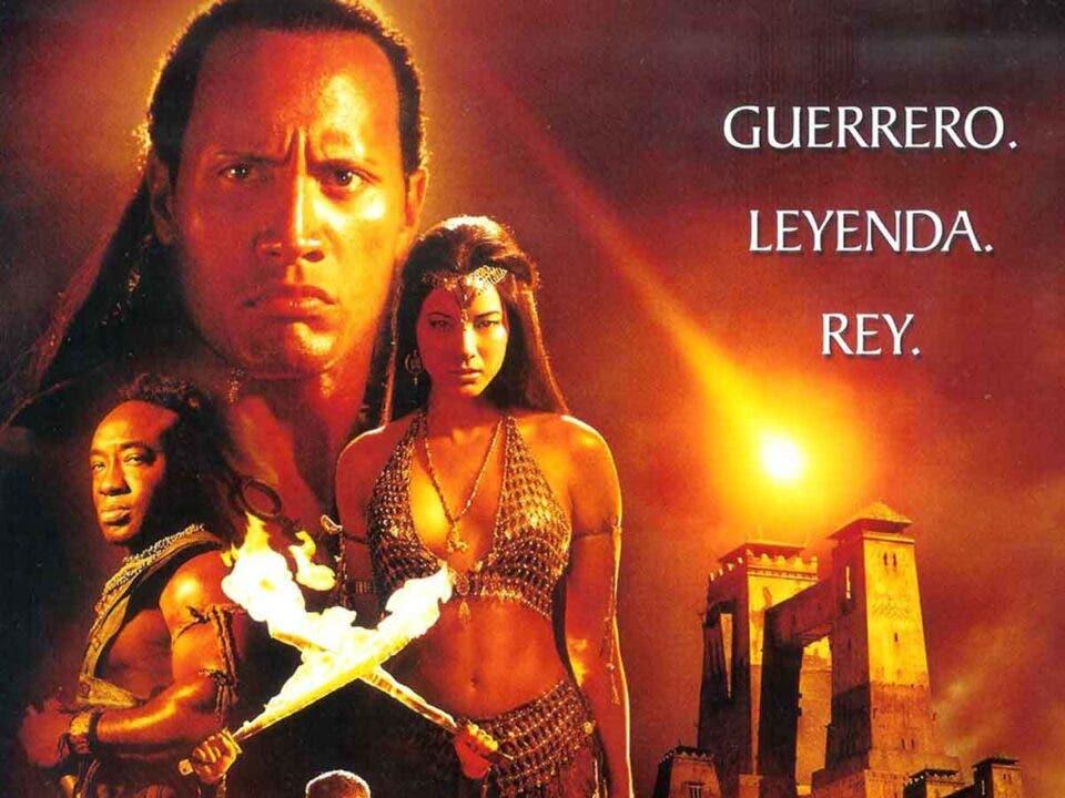 Dwayne Johnson hará un reinicio de El rey escorpión (2002)