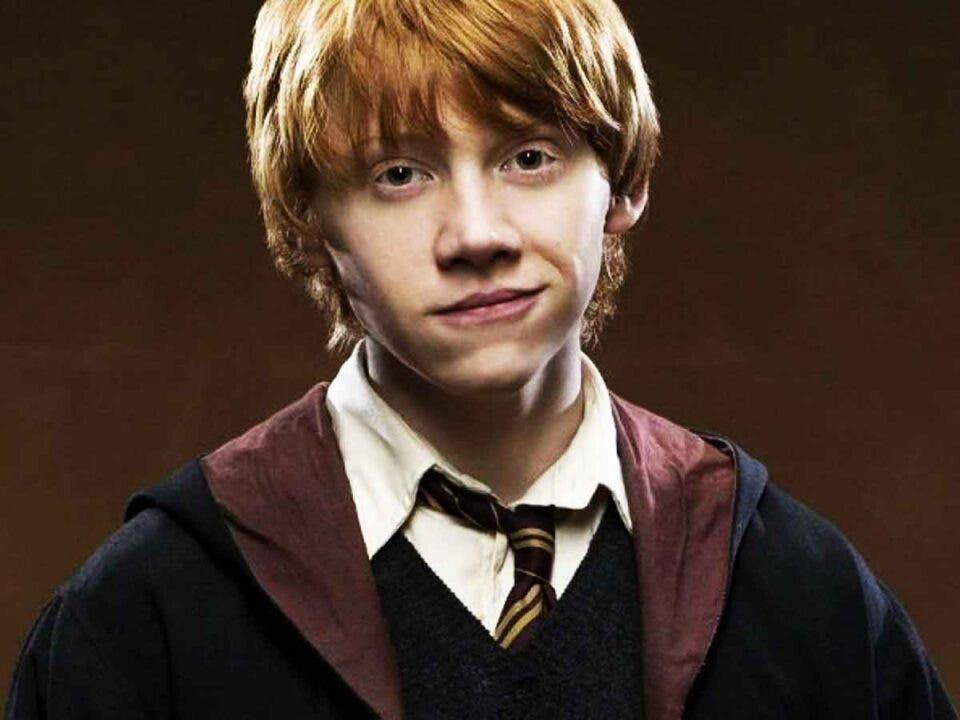Rupert Grint explica su mala reputación en el rodaje de Harry Potter
