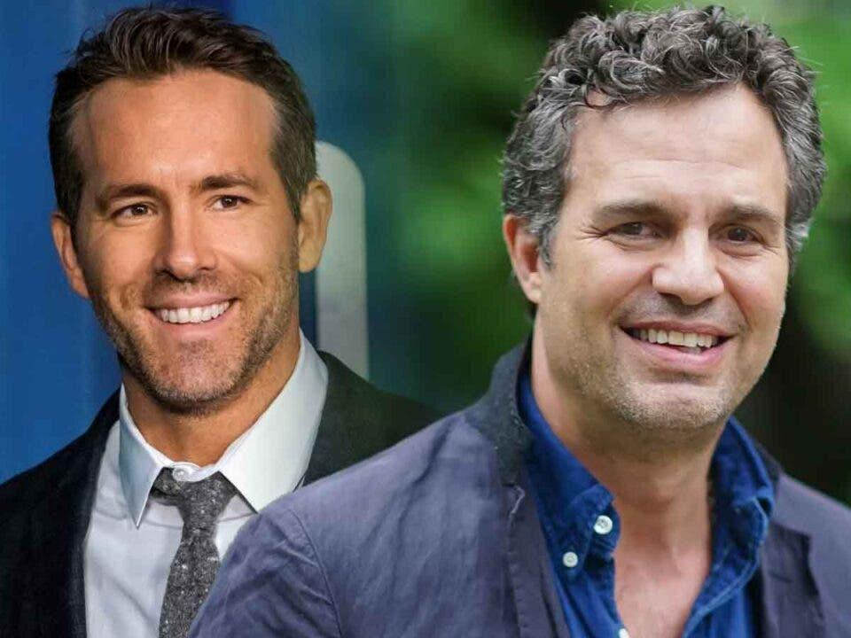 Mark Ruffalo interpretará al padre de Ryan Reynolds en una película de Netflix