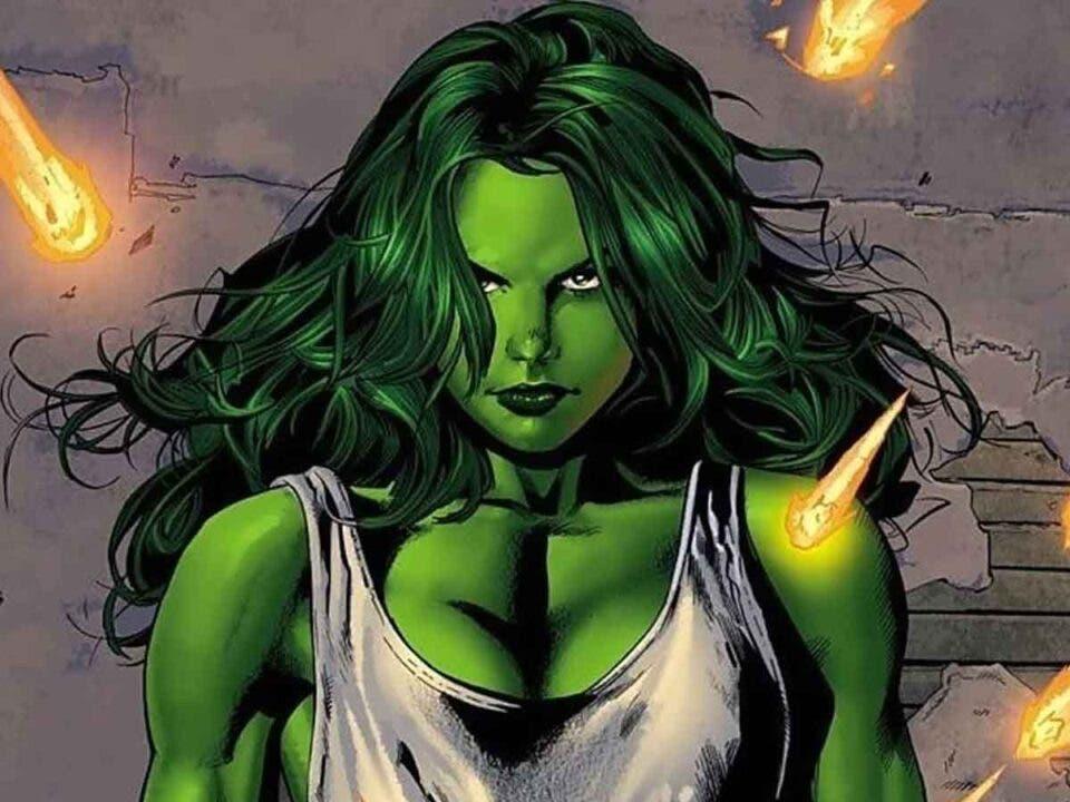 Descripción de 5 personajes de la serie She-Hulk (Hulka)