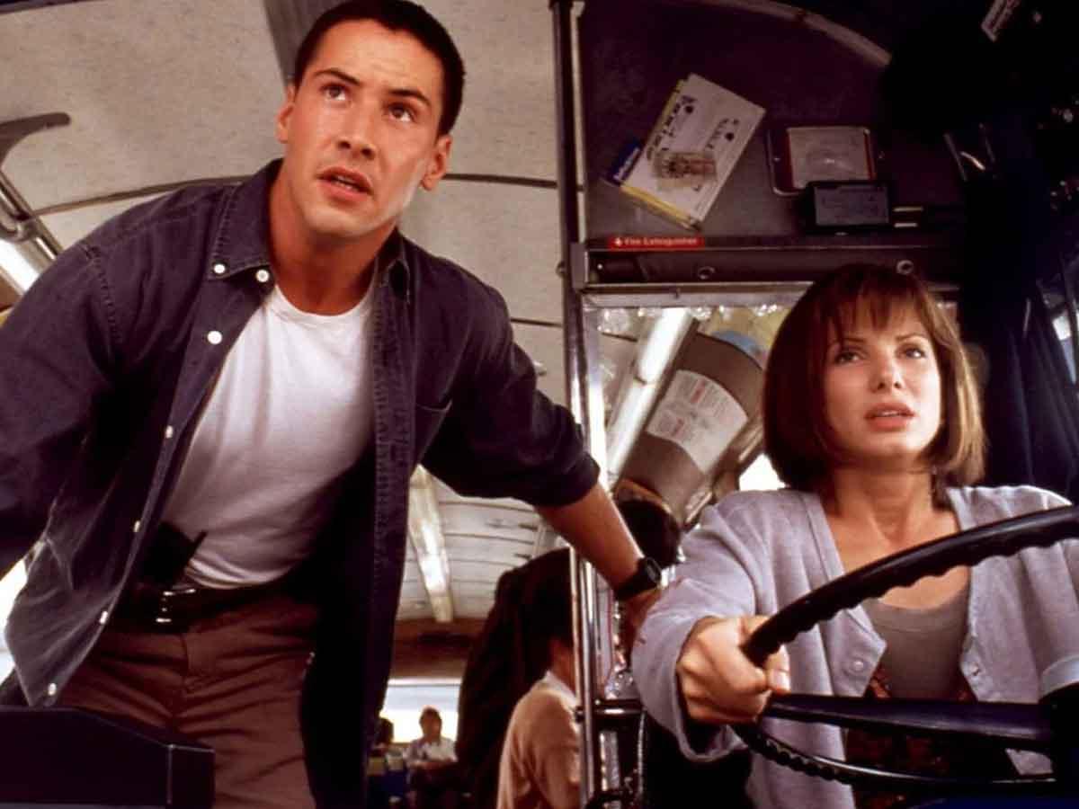 Motivo por el que Keanu Reeves rechazó Speed 2 (1997)