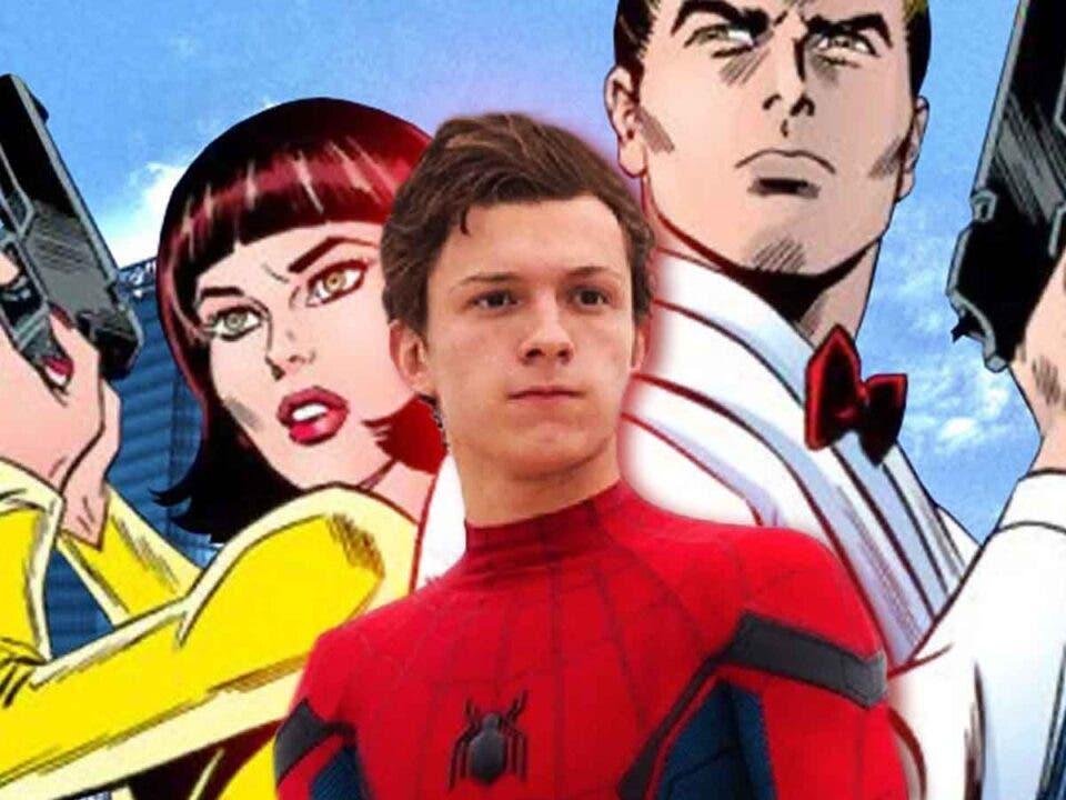 Spider-Man 3 revelará quienes eran los padres de Peter Parker