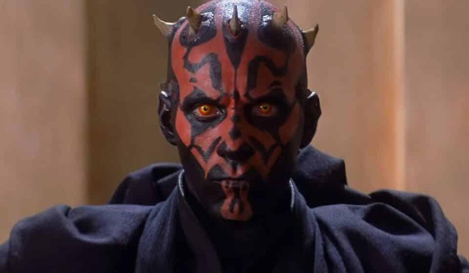 Star Wars: ¿Cuáles eran los planes de George Lucas con Darth Maul?