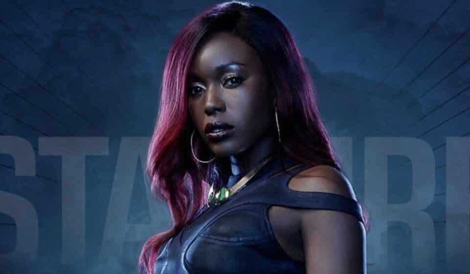 Titans: Starfire tendrá un rol muy importante en la tercera temporada