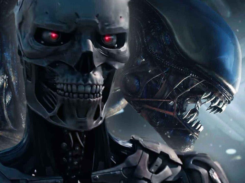 Terminator: Destino oscuro comienza igual que una película de Alien