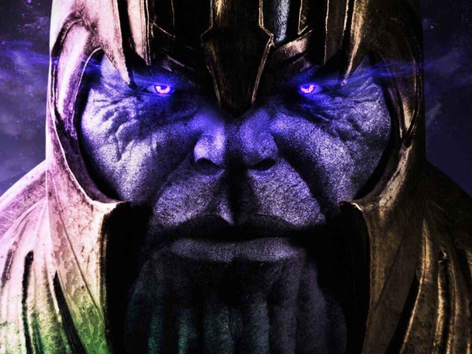 Marvel Studios revela que Thanos es el último de Los Eternos