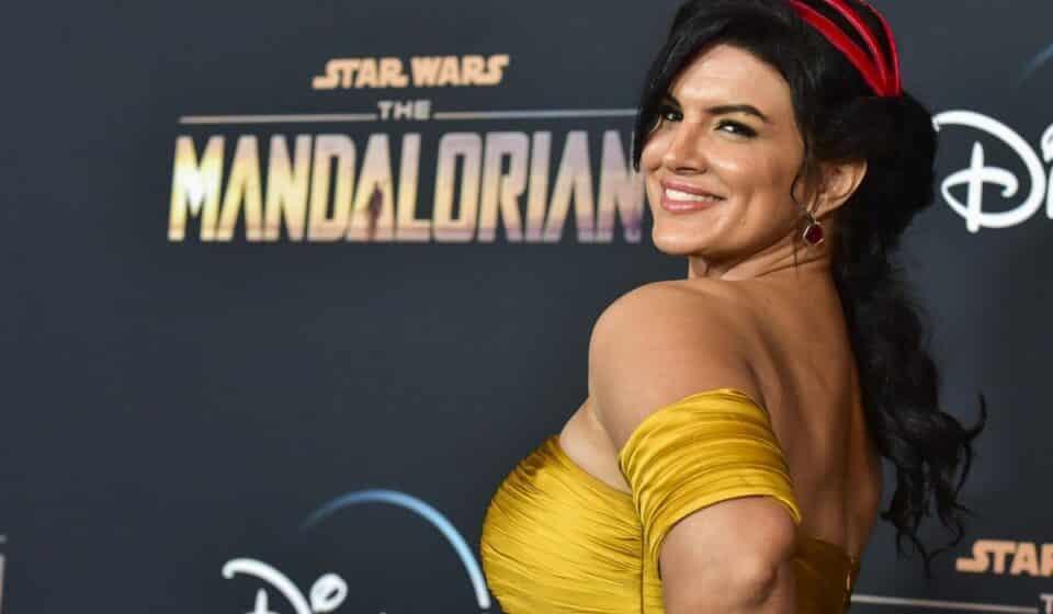 The Mandalorian: Gina Carano le contestó a los fans que no la quieren en la serie