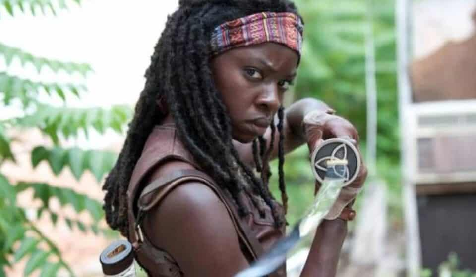 The Walking Dead: Michonne podría estar en las películas de Rick