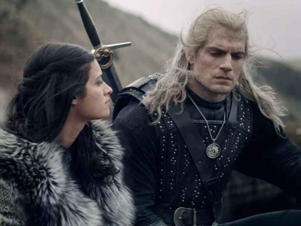 Filtran imágenes de Geralt y Yennefer reunidos en The Witcher.