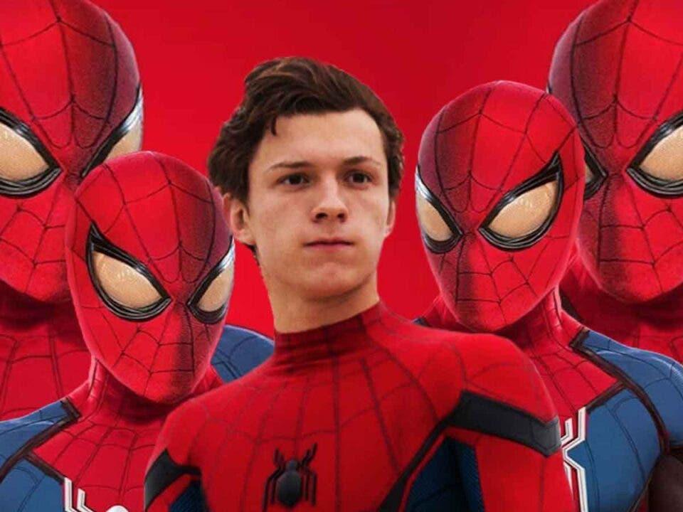Spider-Man 3 y la locura de reunir a 5 Spider-Men en la película