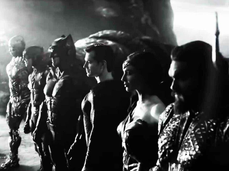Espectacular tráiler de Liga de la Justicia de Zack Snyder