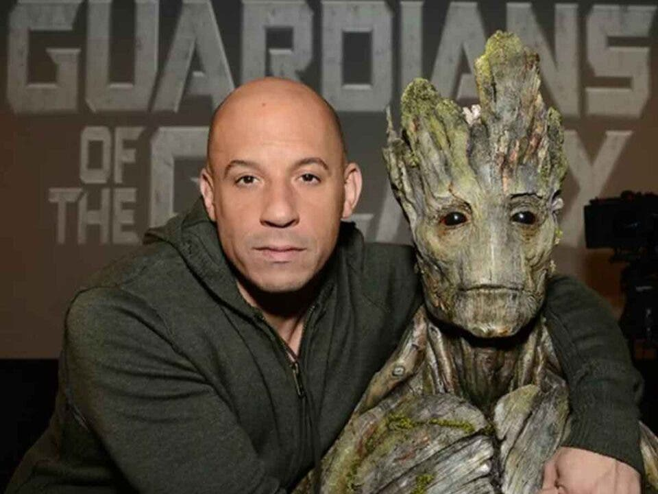 Vin Diesel quiere que Groot sea muy importante en Thor: Love And Thunder