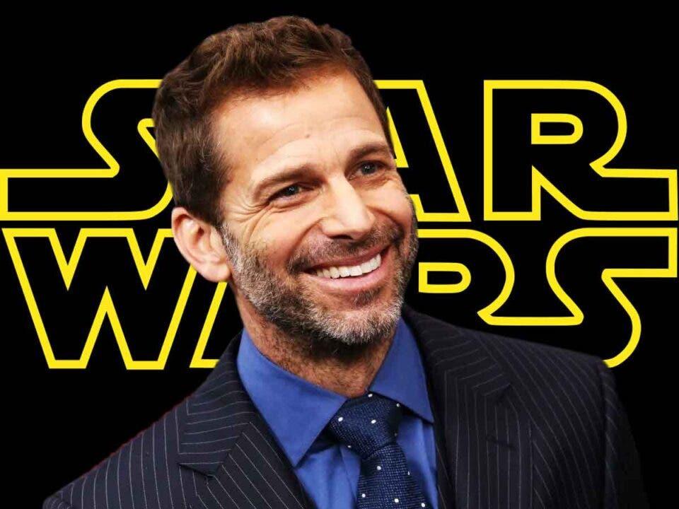 Motivo por el que Zack Snyder nunca hará una película de Star Wars