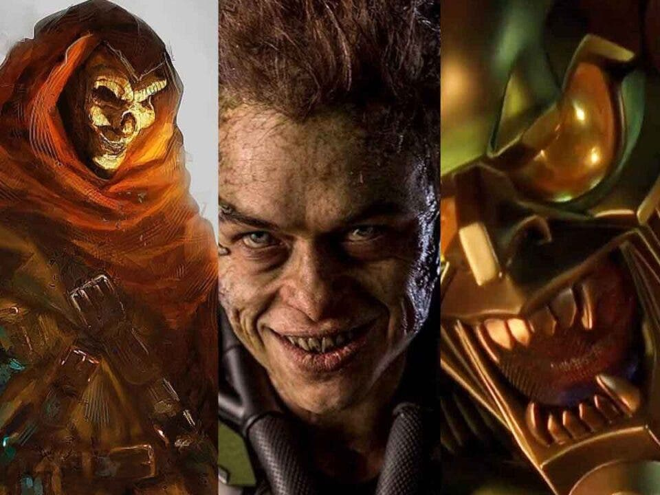 Spider-Man 3 podría juntar tres Duendes Verdes diferentes