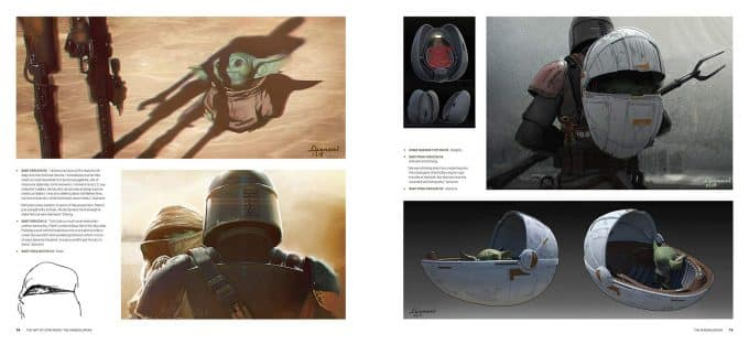 Art of Star Wars: The Mandalorian Season One-01