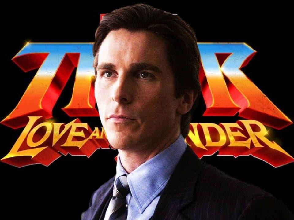 Christian Bale protagonizará otra película de Marvel a parte de Thor 4
