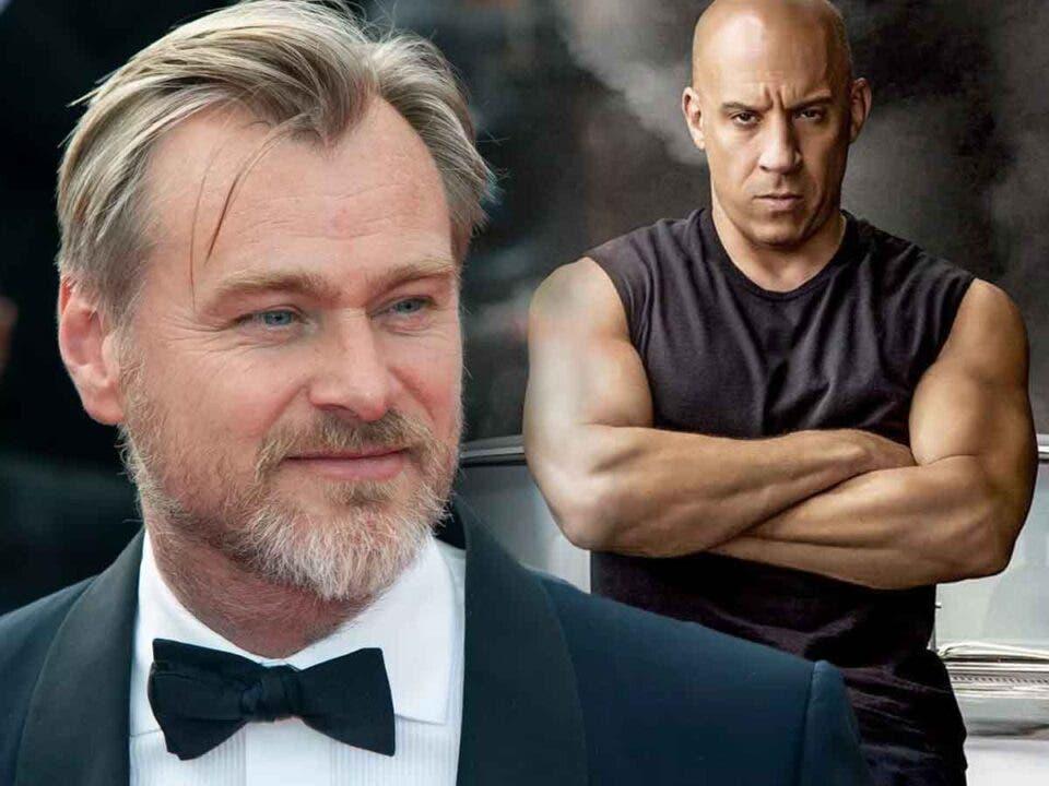 Christopher Nolan confiesa ser fan de la saga Fast and Furious