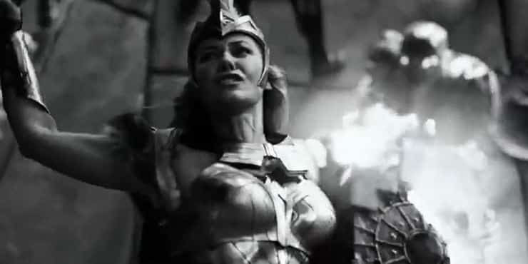 Connie Nielsen es Hippolyta en Justice League Snyder
