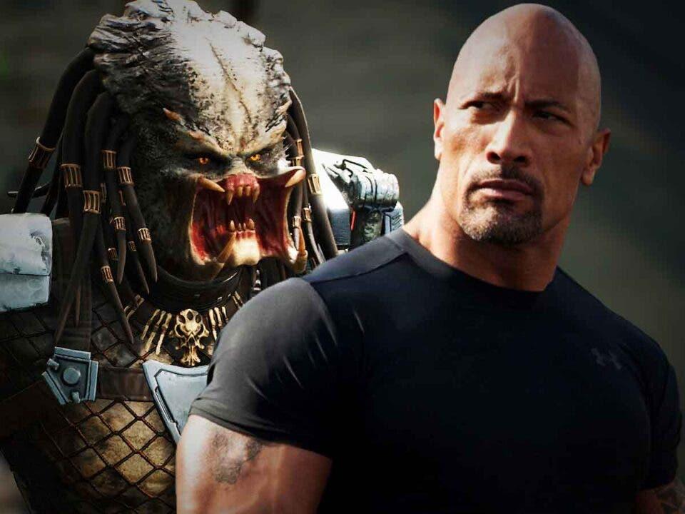 Dwayne Johnson podría enfrentarse a un Predator